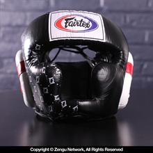HG10 Super Sparring Head guard - Black